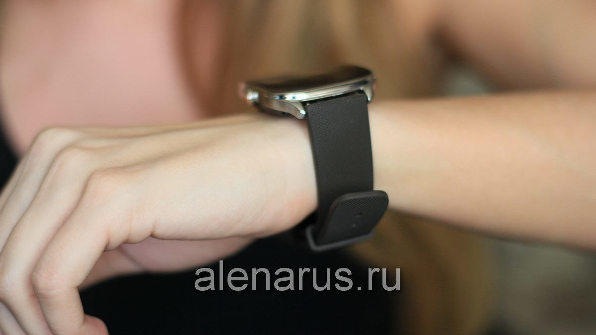 Умные часы Asus Zenwatch 2 обзор крутой ремейк или пустышка видео